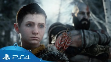 , God Of War entrou na fase Gold