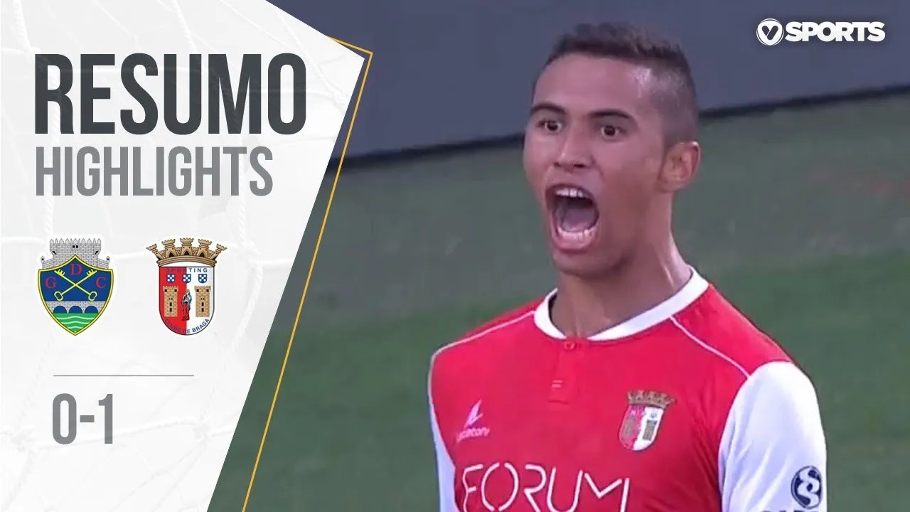 Highlights | Resumo: D. Chaves 0-1 Sp. Braga (Liga 18/19 #4)