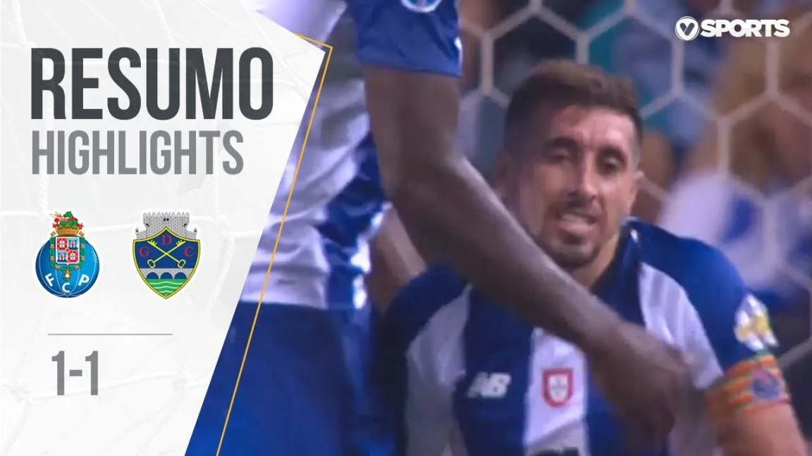 , Highlights | Resumo: FC Porto 1-1 Chaves (Allianz CUP #1)