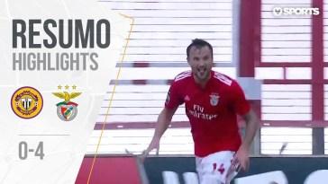 , Highlights | Resumo: Nacional 0-4 Benfica (Liga 18/19 #4)