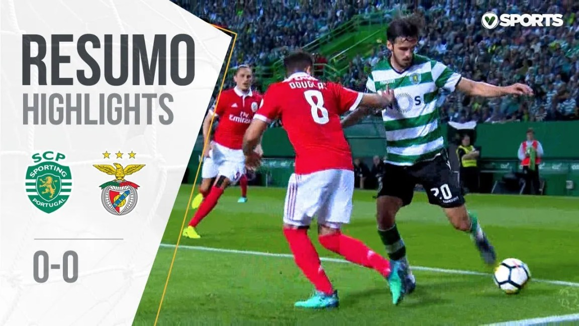 Highlights | Resumo: Sporting 0-0 Benfica (Liga #33)