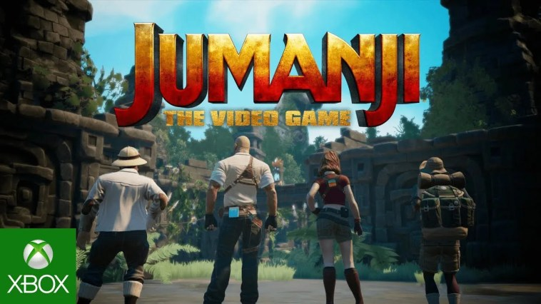 JUMANJI: The Video Game Teaser Trailer