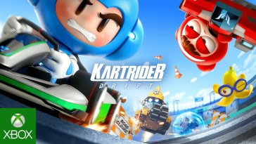 KartRider: Drift | X019 Announce Trailer