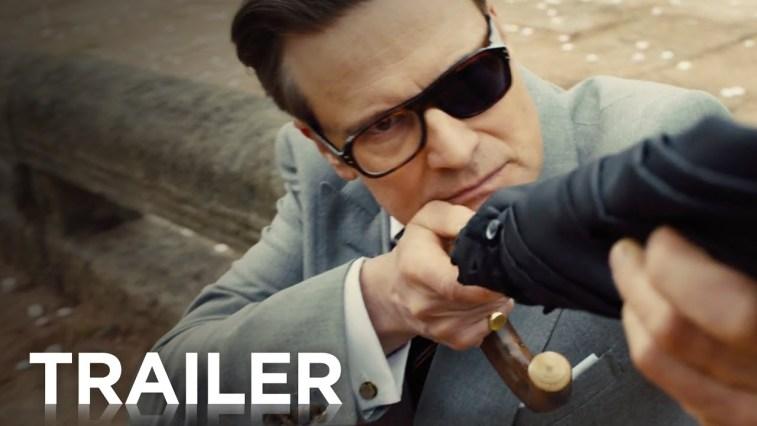 Kingsman, Kingsman: Serviços Secretos, Kingsman tem novo trailer, Kingsman trailer, Kingsman: O Círculo Dourado, tem novo trailer divulgado