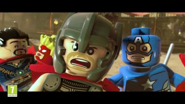 LEGO Marvel Super Heroes 2 – Trailer Thor Oficial