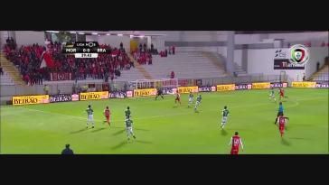 Liga (28ªJ): Resumo Moreirense FC 1-0 SC Braga
