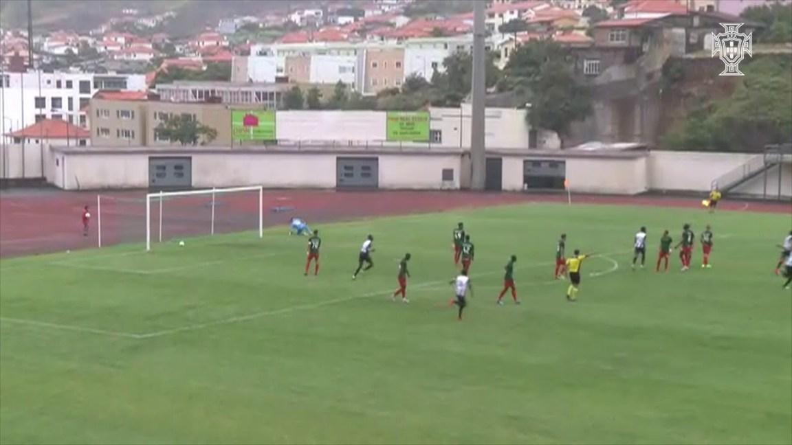 , Liga Revelação: Marítimo 0 – 1 Portimonense