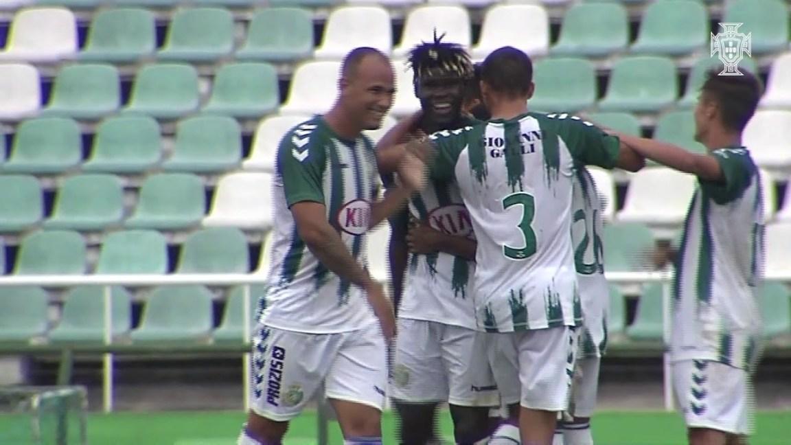 , Liga Revelação: Vitória FC 5 – 1 Académica