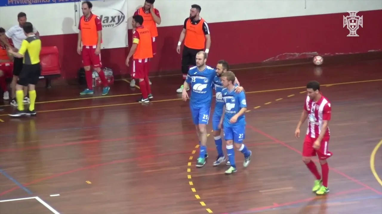 Liga Sport Zone, 26ª jor.: Cd Aves 1 – 7 Modicus Glassdrive