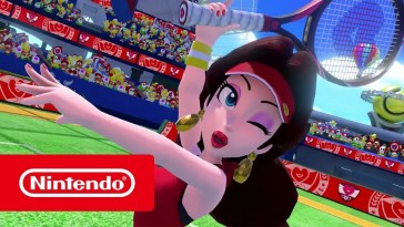 Mario Tennis Aces – Pauline (Nintendo Switch)