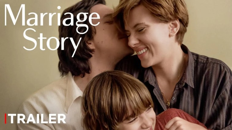 Marriage Story | Trailer Oficial | Netflix