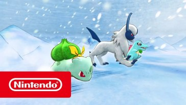 Pokémon Mystery Dungeon: Rescue Team DX - Trailer de lançamento, Pokémon Mystery Dungeon: Rescue Team DX – Trailer de lançamento