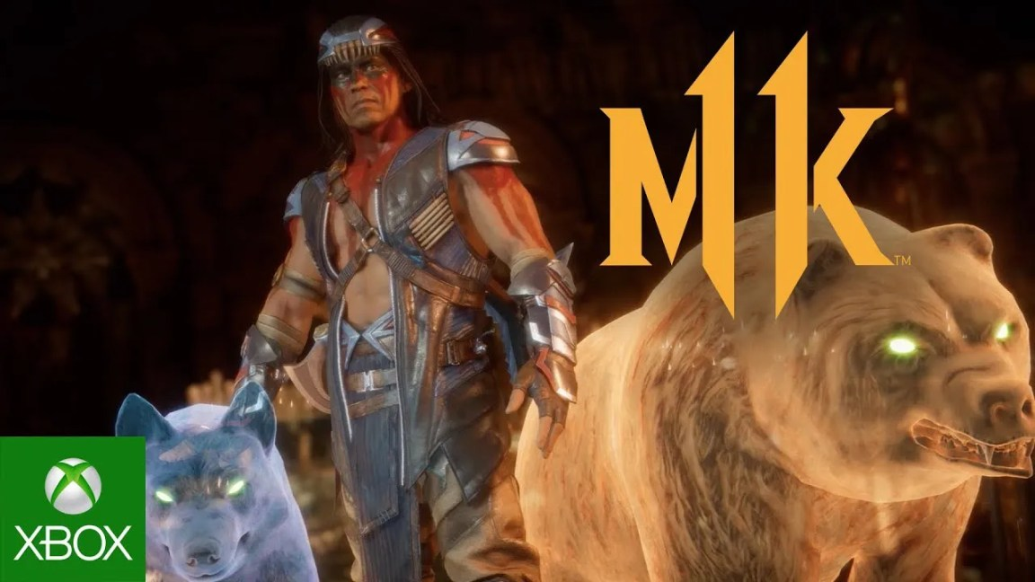 Mortal Kombat 11 Kombat Pack – Official Nightwolf Trailer de jogabilidade, Mortal Kombat 11 Kombat Pack – Official Nightwolf Trailer de jogabilidade, CA Notícias, CA Notícias
