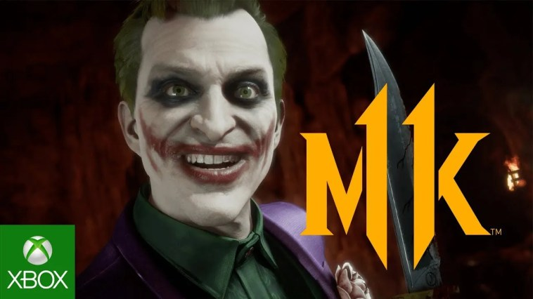 Mortal Kombat 11 Kombat Pack – The Joker Official Trailer de jogabilidade