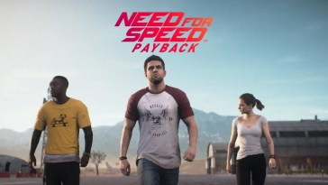 Need For Speed: Payback tem novo trailer revelado