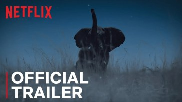 Night on Earth | Trailer Oficial | Netflix