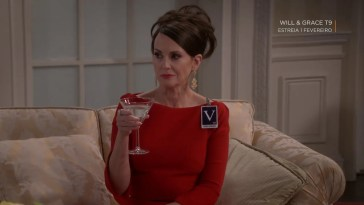 A nova temporada de Will & Grace chega amanhã aos canais TVCine e Séries