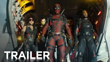"Novo trailer de ""Deadpool 2"" revelado"