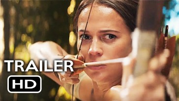 "Novo trailer de ""Tomb Raider"""