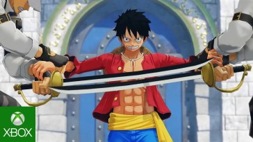 One Piece World Seeker – Opening Cinematic Trailer