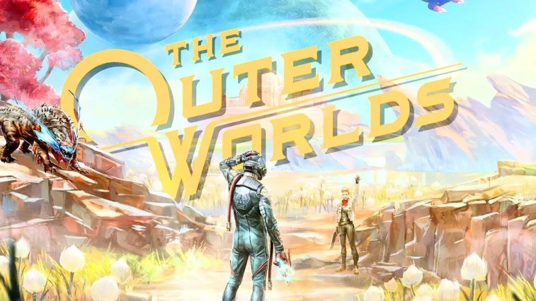 "the outer worlds, ""The Outer Worlds"" (PS4) 