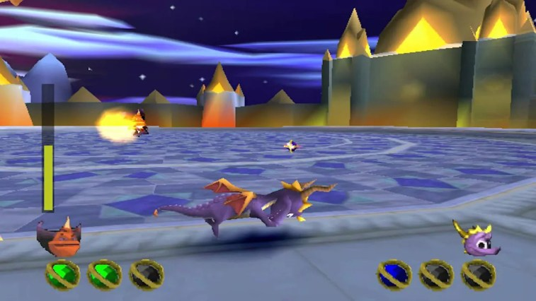 Pérolas do Retrogaming: Spyro 2 – Gateway to Glimmer