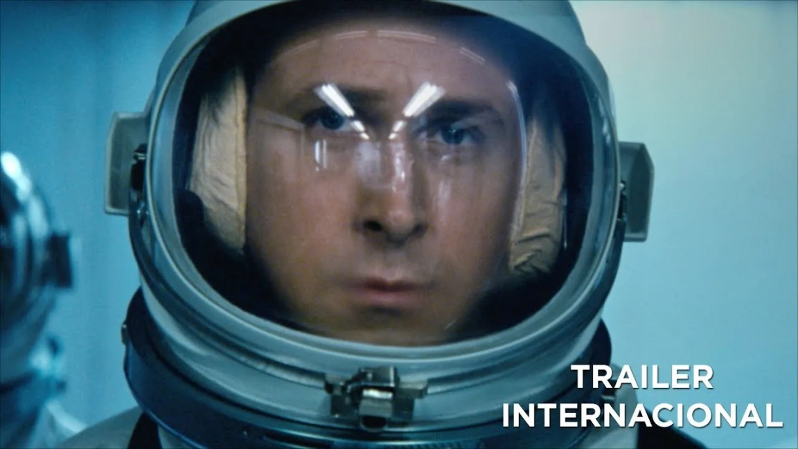 """O Primeiro Homem na Lua chega aos cinemas em outubro, """"O Primeiro Homem na Lua"""" chega aos cinemas em outubro"""
