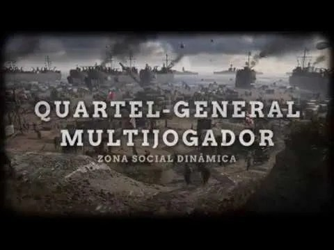 Revelado Headquarters para Call of Duty: WWII