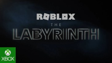Roblox: The Labyrinth Trailer, Roblox: The Labyrinth Trailer