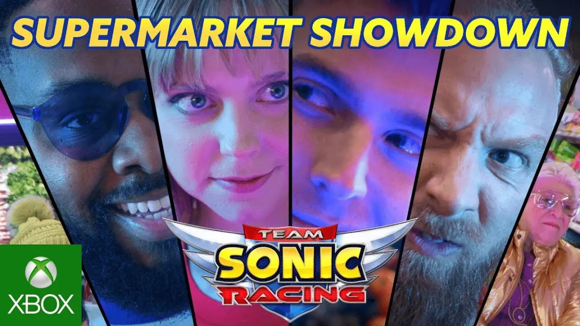 Team Sonic Racing - Live Action Trailer, Team Sonic Racing – Live Action Trailer, CA Notícias, CA Notícias