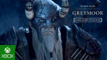 The Elder Scrolls Online – The Dark Heart of Skyrim Cinematic Announcement Trailer