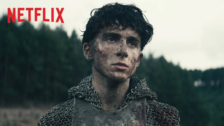 The King – Timothée Chalamet, Robert Pattinson | Trailer final | Filme Netflix