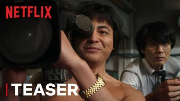 The Naked Director | Teaser | Netflix, The Naked Director | Teaser | Netflix, CA Notícias, CA Notícias
