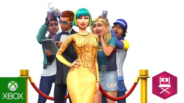 The Sims 4™ Get Famous: Xbox One Trailer Oficial