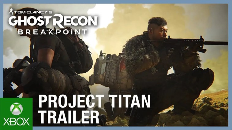 Tom Clancy's Ghost Recon Breakpoint: Raid 1 Trailer – Project Titan | Ubisoft [NA]