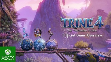 Trine 4 – Official Game Overview Trailer | Xbox One