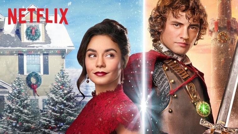 Um Cavaleiro a Tempo do Natal com Vanessa Hudgens | Trailer oficial | Netflix