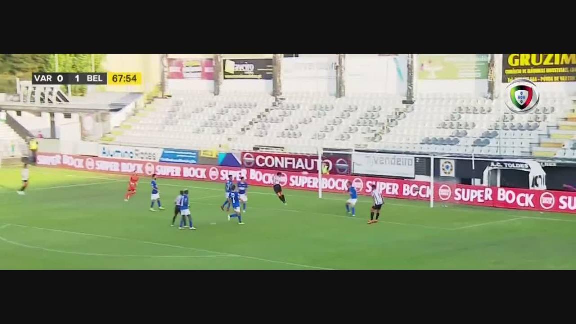 , Varzim SC, Golo, J. Toro, 68m, 1-1