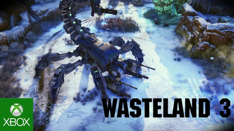 Wasteland 3 – X019 – 1987 Trailer