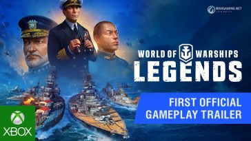 World of Warships: Legends – First Offical Gameplay Closed Beta Trailer | Xbox One