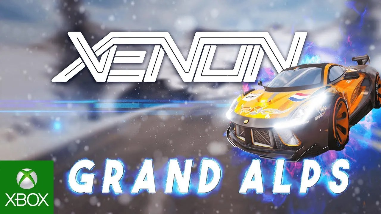 Xenon Racer – Content Update #1 Trailer