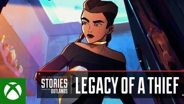", Apex Legends | Stories from the Outlands – ""Legacy of a Thief"", CA Notícias, CA Notícias"