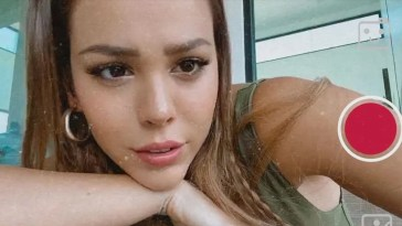 """Danna Paola,elite,single,contigo,netflix, Danna Paola, de """"Elite"""", lança novo single: ouça aqui """"Contigo"""""""