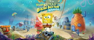 SpongeBob Squarepants: Battle for Bikini Bottom, SpongeBob Squarepants: Battle for Bikini Bottom – Rehydrated (PS4) | Análise Gaming, CA Notícias, CA Notícias