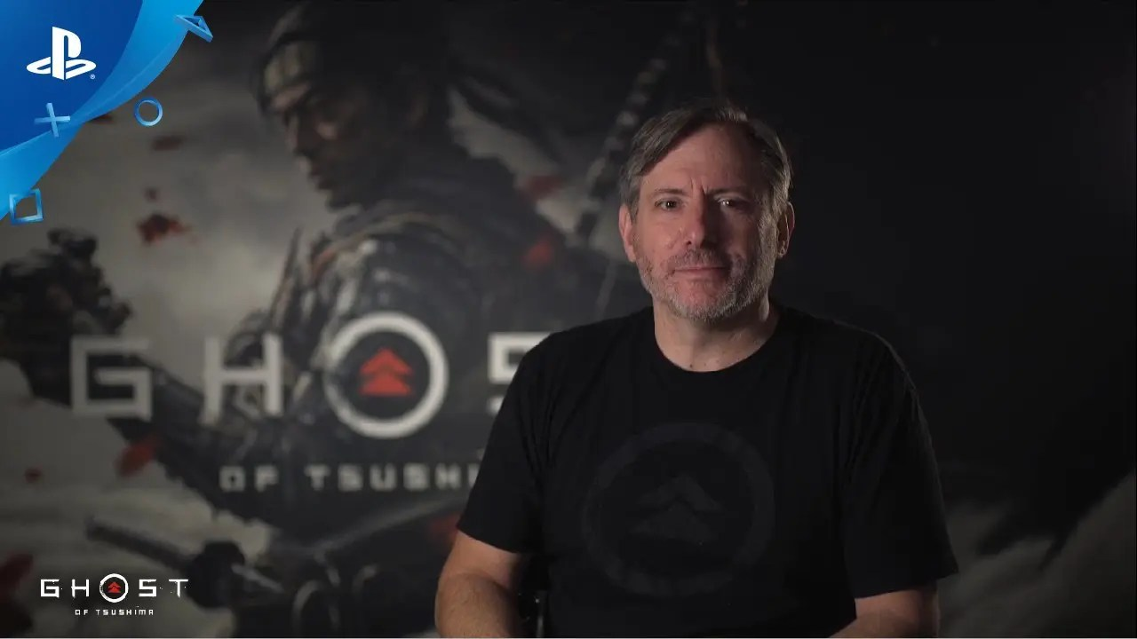 Ghost of Tsushima | Entrevista a Brian Fleming, da Sucker Punch | PS4