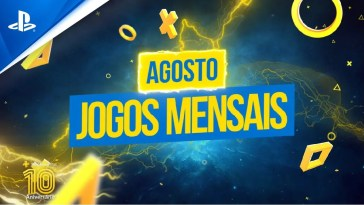 Jogos PlayStation Plus | Agosto 2020 | CoD: Modern Warfare 2 Campaign Remastered + Fall Guys