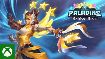 Paladins - Radiant Stars Battle Pass Available Now!