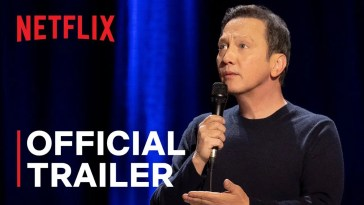 Rob Schneider Asks: Sex or Cookies? | Asian Momma, Mexican Kids Trailer | Netflix