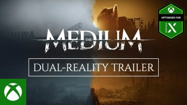 The Medium - Dual Reality Trailer