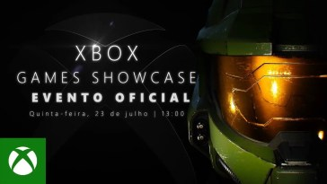 Xbox Games Showcase [Português]